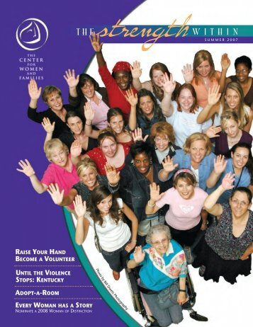 Strength - The Center for Women and Families