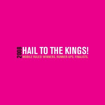 HAIL TO THE KINGS! - GAMICA