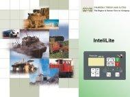 InteliLite - Huegli Tech