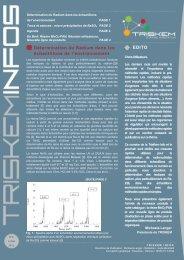 Détermination du Radium dans les échantillons de l'environnement ...