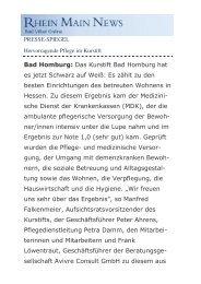 Bad Homburg: Das Kurstift Bad Homburg hat es Metzt Schwarz auf ...