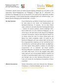 Beispiele für pädagogische Konzepte Situationsansatz ... - Page 3
