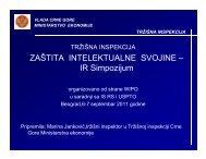 Enforcement report - Montenegro