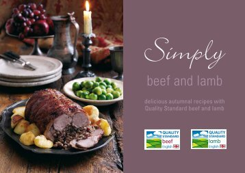 Simply Beef and Lamb