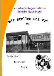 Flyer wir stellen uns vor (Nov 2011).pdf - Nicolaus-August-Otto-Schule