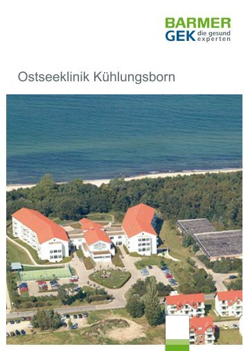 Ostseeklinik Kühlungsborn - Barmer GEK