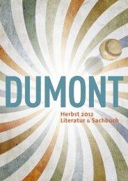 Herbst 2012 Literatur & Sachbuch