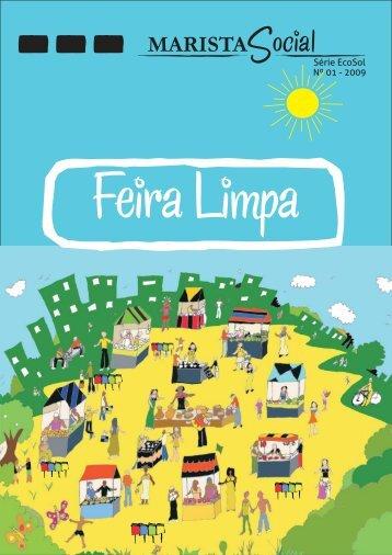 Cartilha - Feira Limpa.cdr