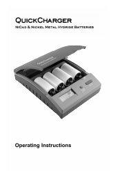 Operating Instructions - C. Crane Company