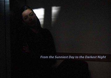 From the Sunniest Day to the Darkest Night - Zak   Branicka