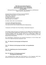 Protokoll vom 10.05.2012 - Ortsamt Burglesum - Bremen