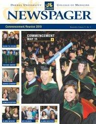 Commencement/Reunion - Drexel University College of Medicine