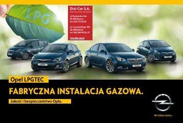 Ulotka modeli LPG Tec - Opel Dixi-Car