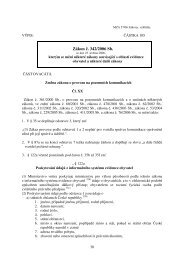 Zákon č. 342/2006 Sb. - Autoklub České republiky