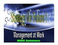 Leadership and modern management - Morning Sun Travel