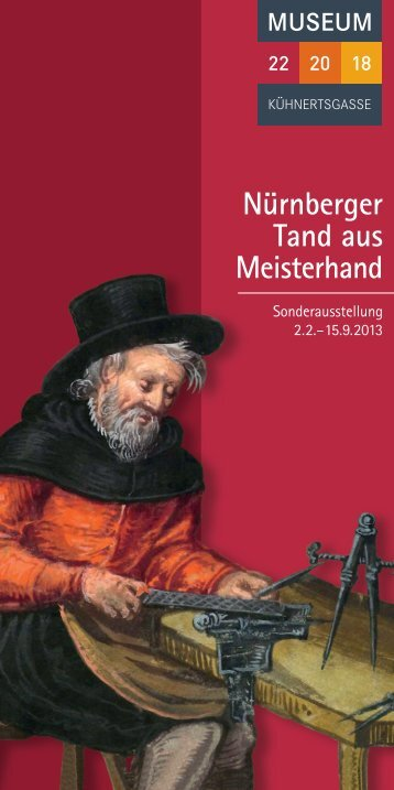 Nürnberger Tand aus Meisterhand