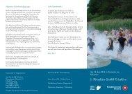 1. Biosphäre-Staffel-Triathlon - im Biosphärenreservat Schaalsee