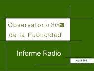 documento adjunto. - aea - Asociación Española de Anunciantes