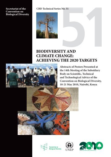 Biodiversity and Climate Change - Nehring, Dr. Stefan