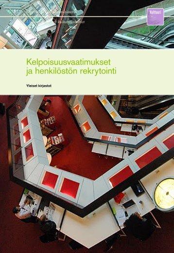 Kekki netti taitto - Opetus- ja kulttuuriministeriö