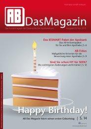 AB Das Magazin - Apothekerbank