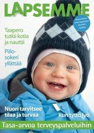 Tasa-arvoa terveyspalveluihin - Mannerheimin Lastensuojeluliitto
