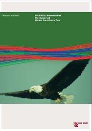 Financial markets SIA-EAGLE::Intermediaries The sharp-eyed ...