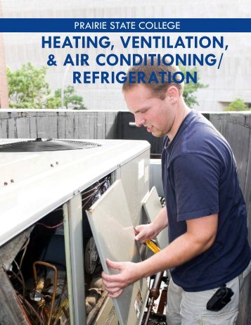 Heating, Ventilation, A/C, and Refrigeration Fact Sheet