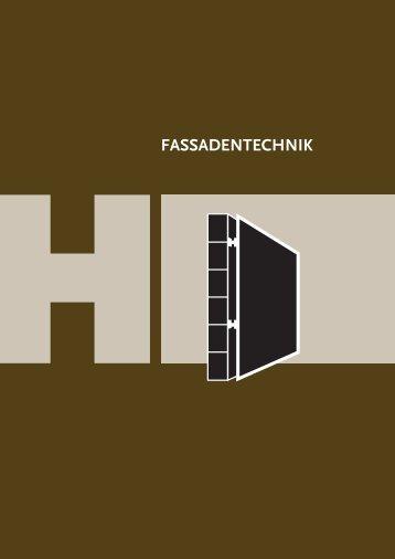 FASSADENTECHNIK - Harrer GmbH