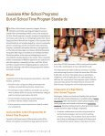 Providing a Caring, Positive and Enriching After-School ... - Page 4