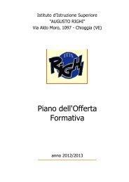a.s. 2012/2013 - IIS-Cestari-Righi