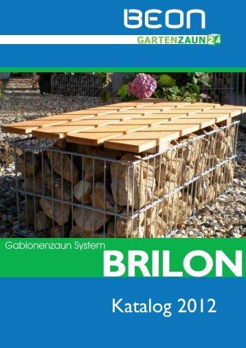 Katalog Serie Brilon - Gartenzaun24