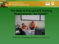 """The State of ICS and ICS Training Requirements """"An Update"""""""
