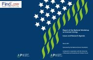 E-Voting Report: Report of the National Workshop ... - Verified Voting