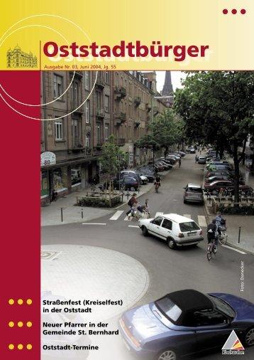Der Oststadtbürger - KA-News