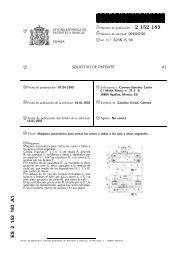 Patente OEPM