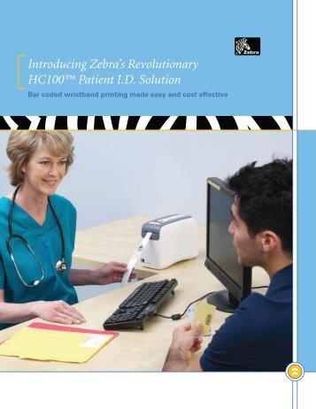 Zebra Wristband printer - Zetes
