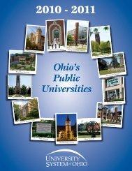 2010-2011 Ohio Public Colleges Guide - Fairborn City Schools