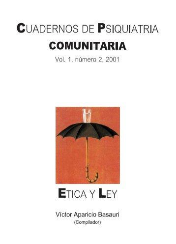 Vol 1. Nº 2. 2001 - Asociación Española de Neuropsiquiatría