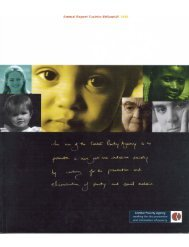Combat Poverty Agency Annual Report 1998