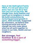 summer program guide - Wallingford Family YMCA - Page 2