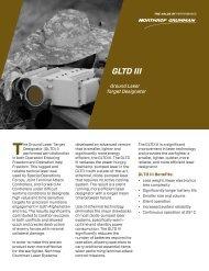 GLTD III Ground Laser Target Designator - Northrop Grumman ...