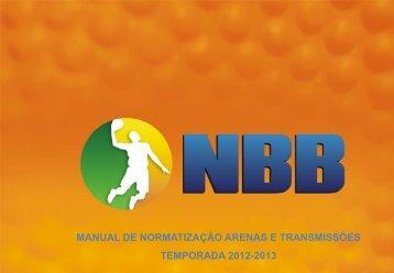 17/01/2013 Manual de Normatização Arenas e Transmissão NBB ...