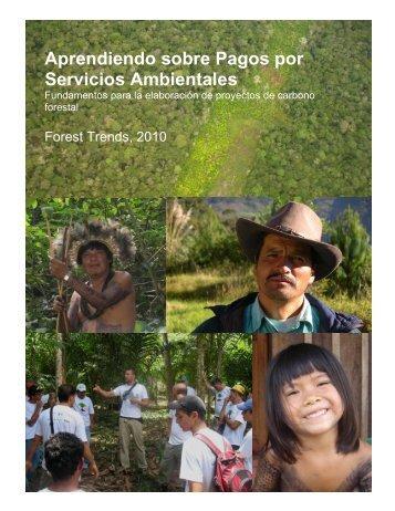 Aprendiendo Sobre Servicios Ambientales - the Katoomba Group
