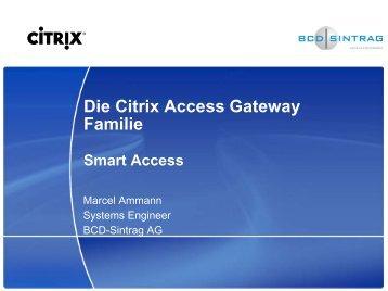 Citrix Access Gateway - Digicomp