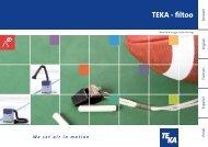 TEKA - filtoo - TEKA GmbH