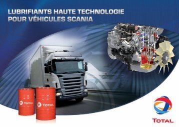 Scania - Total Lubrifiants Fuel Economy