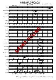 Finale 2004 - [SirbaFCS.MUS] - Musikverlag Frank