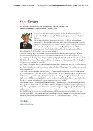 10 Jahre Biosphärenreservat (PDF Dokument 2MB)