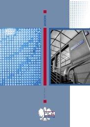 Raport roczny 2005 - Polskie Centrum Akredytacji